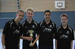 Tischtennis, Ashausen, MTV Ashausen, Kreispokal